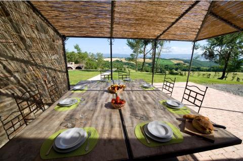 Luxe villa in Guardistallo, Toscane | Tritt.nl