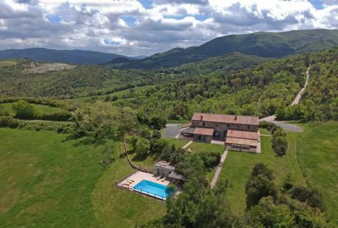 Luxe villa Toscane kust voor 16 personen