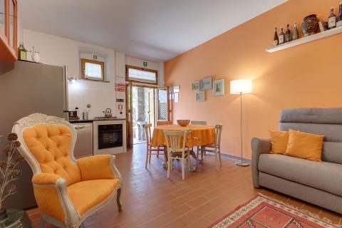 Agriturismo Toscane met 5 appartementen