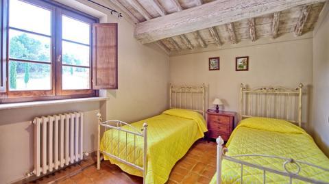 Vakantie Siena in vrijstaand vakantiehuis