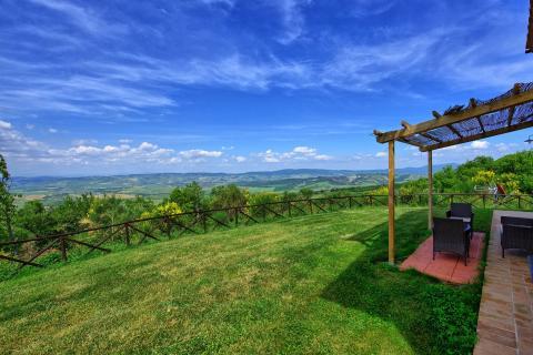 Val d'Orcia vakantiehuis Toscane