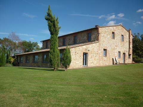 Vakantiehuis Podere Montepulciano huren | Tritt.nl