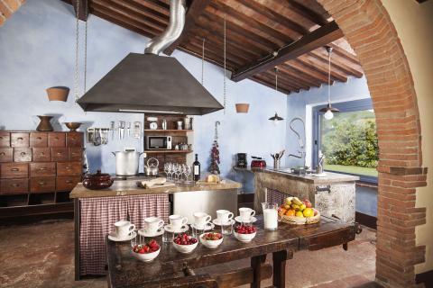 De 'Toscaanse keuken'