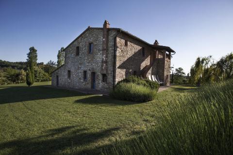 Villa met veel groene ruimte