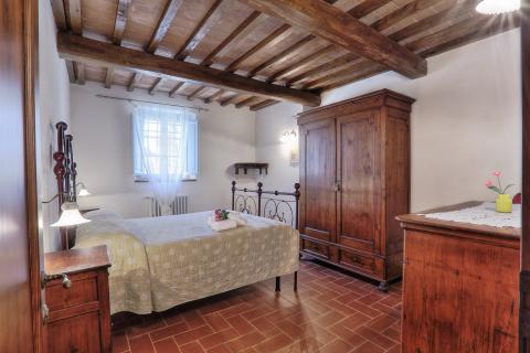 Agriturismo im Inneren der Toskana in Cortona | Tritt-toskana.de