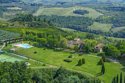 Agriturismo Florence Toscane