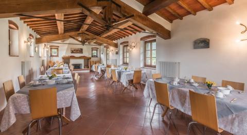 Poggio Panoramico in Arezzo mit Sportanlagen | Tritt-toskana.de
