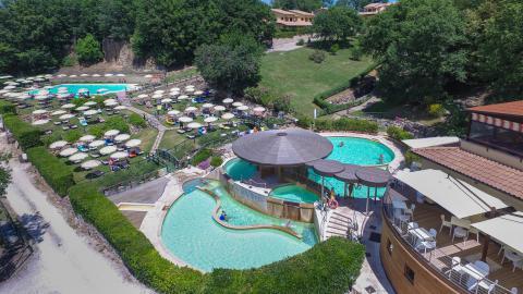 Vakantiepark Toscane Grosseto