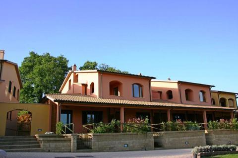 Residence Sorano im Herzen der Toskana | Tritt-toskana.de