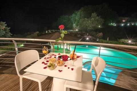 Residence Sorano; hartje Toscane met thermen zwembad | Tritt.nl