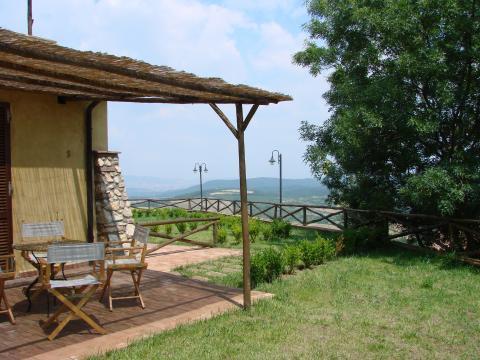 Kleinschalig vakantiepark Toscane kust