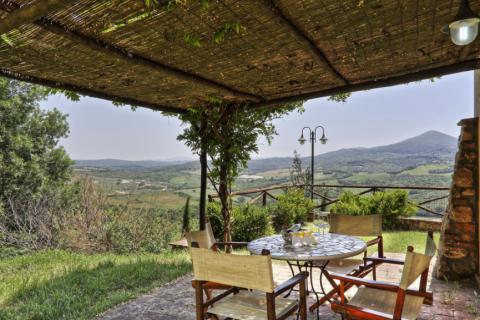 Residenz Val di Cecina für Familienurlaub | Tritt-toskana.de