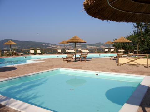 Vakantiewoningen bij kust Toscane