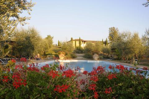 Vakantiewoningen regio Florence Toscane