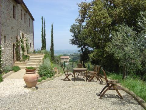 Agriturismo Toscane, bij Florence