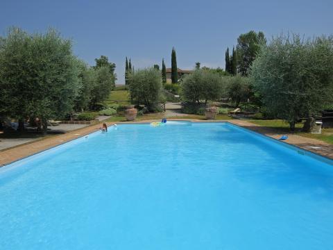 Vakantie appartementen Florence Toscane