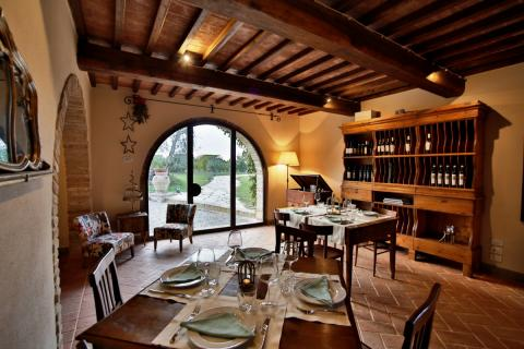 Appartementen Toscane centraal