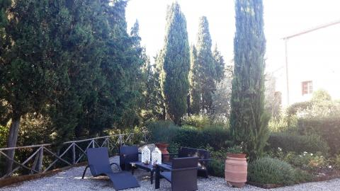 Agriturismo Florence met airco Toscane