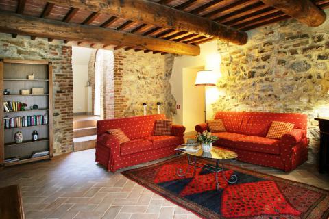 Luxe vakantiewoningen Chianti Toscane