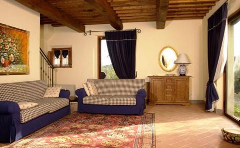 Appartementen centraal Toscane