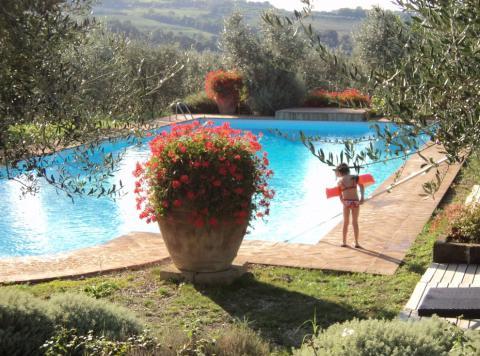 vakantie appartementen centraal in Toscane