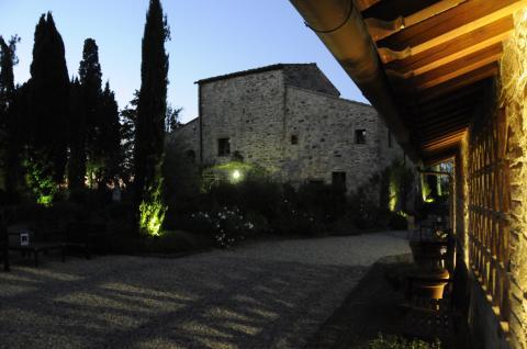 B&B in Toscane met restaurant en zwembad in Italië