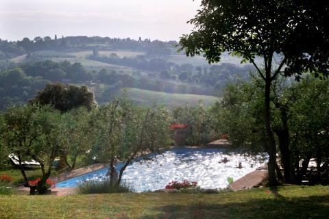 B&B met zwembad en restaurant in Florence, Italië