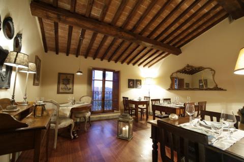 Bed en breakfast met zwembad in Toscane, Italië