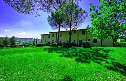 Ruhig gelegene Wohnungen Montespertoli, Toskana | Tritt-toskana.deTenuta Manuela mit Apartments in Montespertoli | Tritt-toskana.de