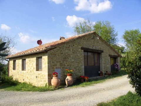 Vrijstaand vakantiehuis in Toscane