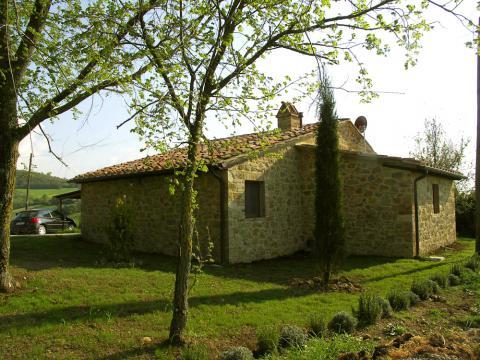 Vakantiehuis Siena voor 4 personen