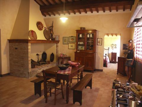 Vakantiehuis Toscane bij Siena