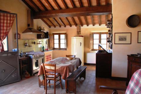 Vakantiehuis vakantie Toscane