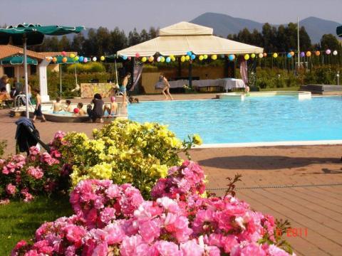 Zwembad (badmuts verplicht)