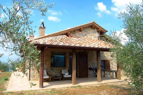Villa Aperta voor 6 personen in de Maremma, Toscane | Tritt.nl