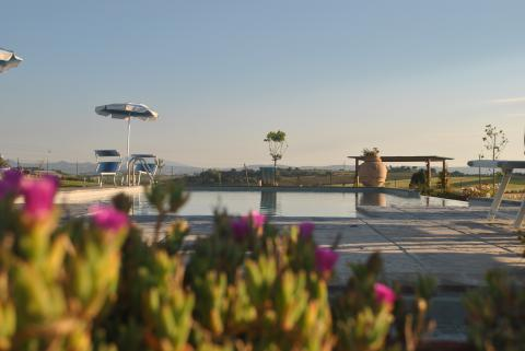 Schönes Ferienhaus bei Cortona mit Pool | Tritt-toskana.de
