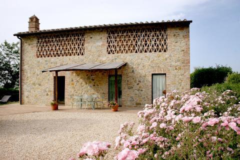 privé vakantiehuis in Toscane