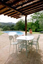 Villa Montagnola met privé zwembad in Toscane