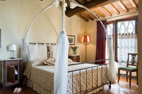 Villa Montagnola, Gambassi Terme, Florence