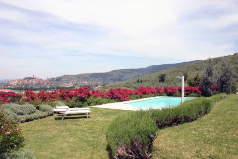 Vrijstaand vakantiehuis met zwembad Toscane