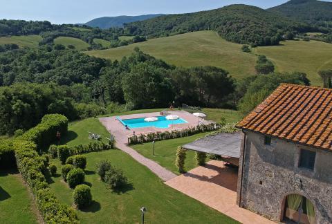 Luxus Villa Lara, in Pisa in der Nähe der Küste | Tritt-toskana.de