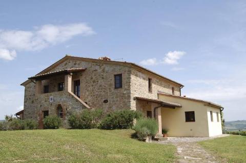 Villa San Casciano dei Bagni voor 2 gezinnen | Tritt.nl
