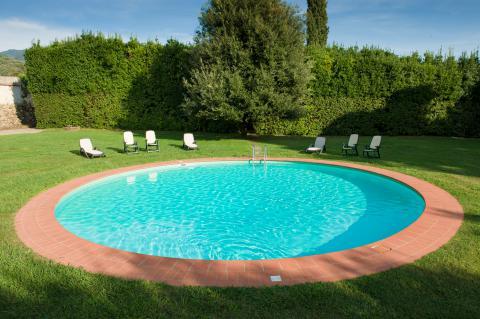 Vakantiehuis met zwembad Lucca