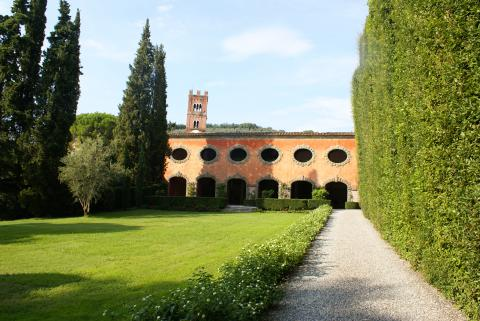 Vakantiehuis Lucca Toscane