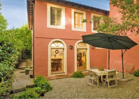 Vakantiewoning Lucca