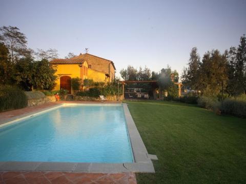 Villa met zwembad Toscane Florence