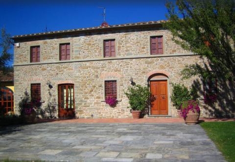 Luxe villa voor 8 personen Florence