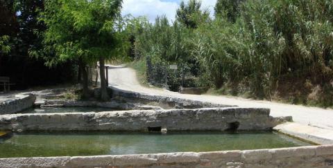 San Casciano Terme: Gratis wellness in Siena