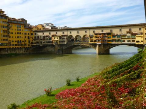Beleef Florence: Ponte Vecchio, de gouden brug van Florence