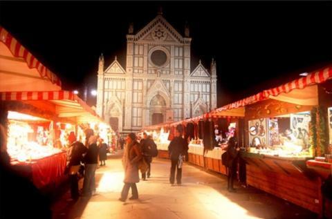 De leukste kerstmarkten van Toscane